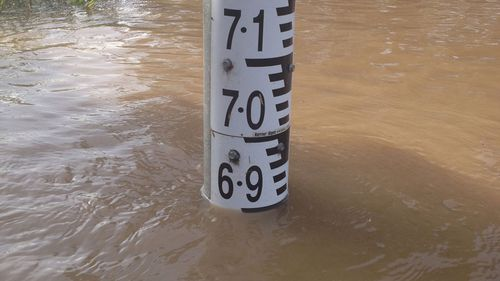 Some areas could see more than a months' rain.