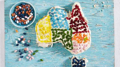 Jelly Belly's Australia Day pavlova