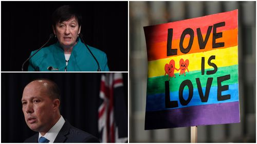 Business leaders stand firm on push for marriage equality after Dutton labels their actions an 'outrage'
