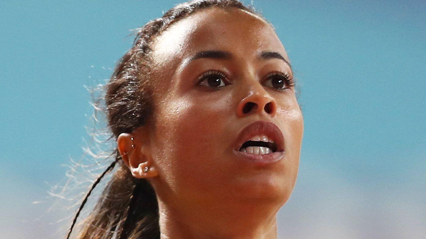 Female athletes slam 'uncomfortable' camera shots at world athletics championships