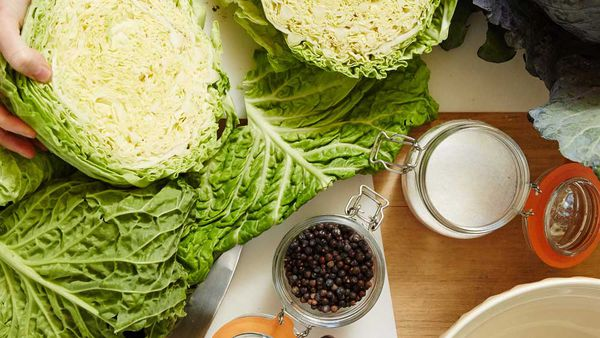 Cornersmith sauerkraut
