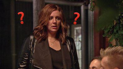 Jess: 'What did I miss?'
