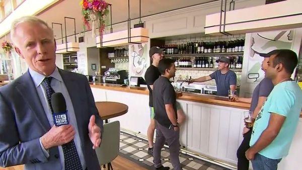 Coronavirus: Sydney calls last drinks