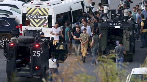 Turkey targets media in new crackdown after attempted coup