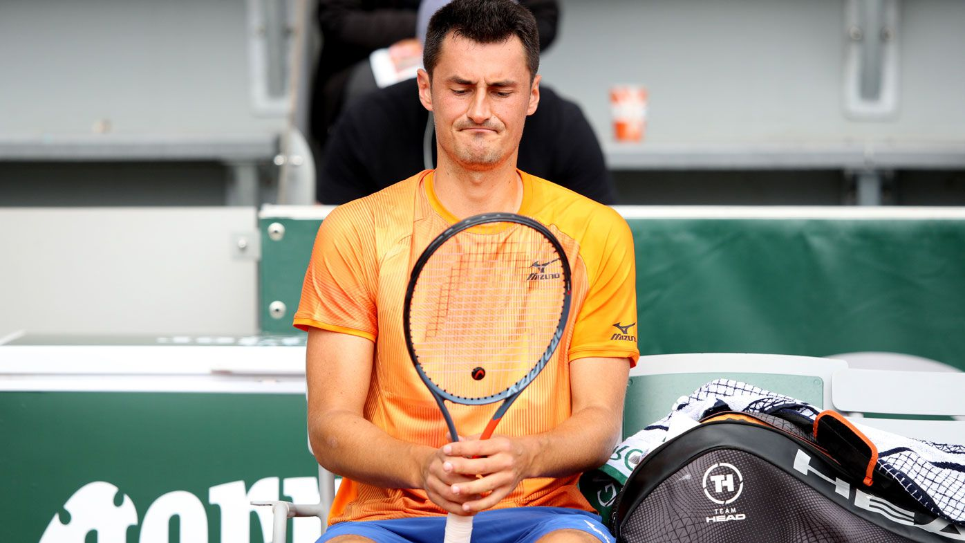Bernard Tomic booed, branded 'weird' after French Open effort