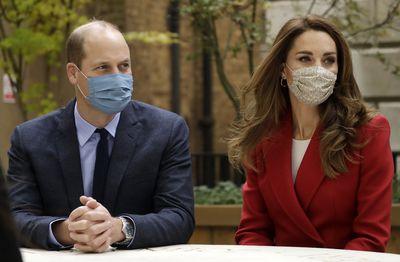 Cambridges mask up, October
