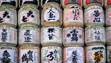 Japanese rice wine