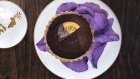 Chocolate tartlets to satisfy your sweet tooth