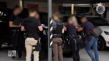 Queensland Police have concluded investigations that have put some of the most prominent alleged drug lords behind bars, conducting 28 search warrants this week.