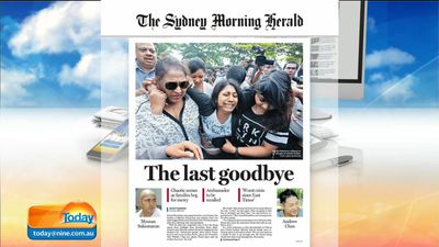 The Sydney Morning Herald. (9NEWS)