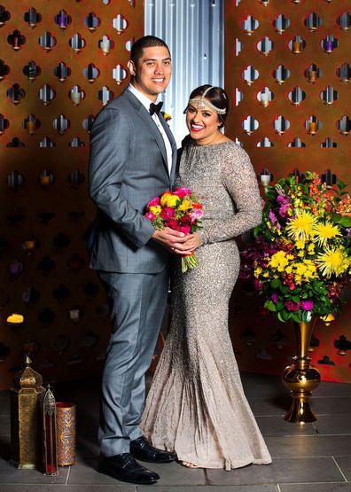 MAFS Patrick and Charlene Wedding