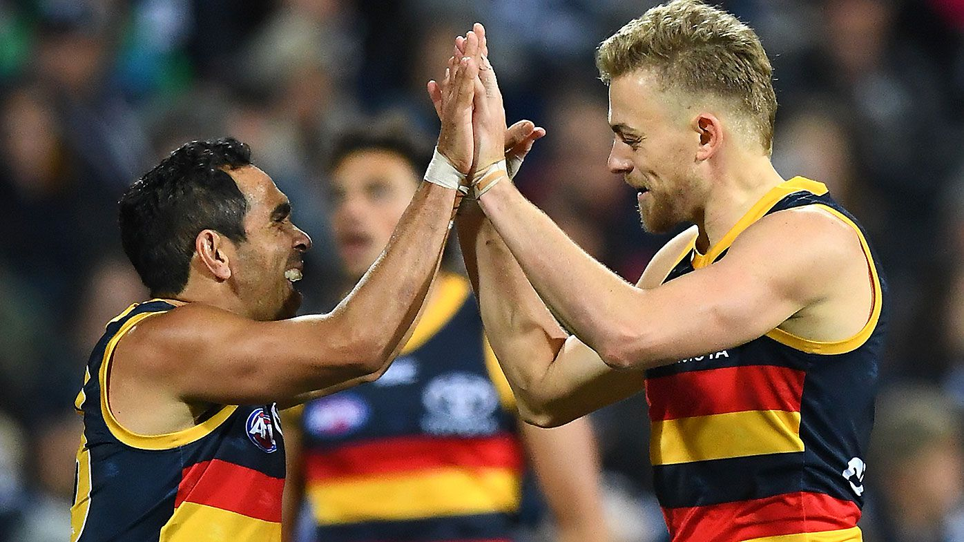 Hawthorn reportedly eyeing off-season move for Adelaide Crows star Hugh Greenwood