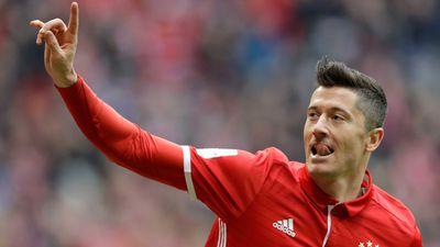 <strong>Robert Lewandowski - Bayern Munich</strong>