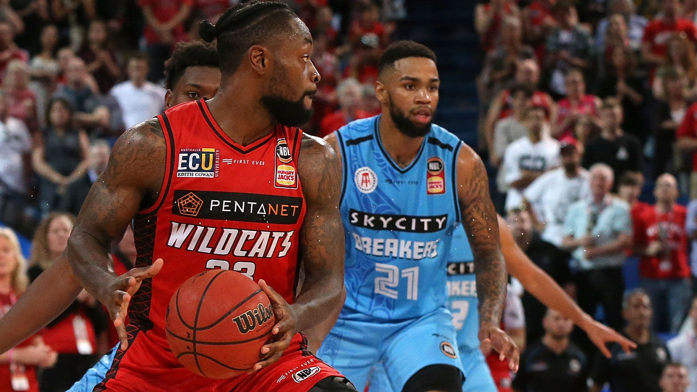 NBL: Bryce Cotton-less Wildcats down New Zealand Breakers