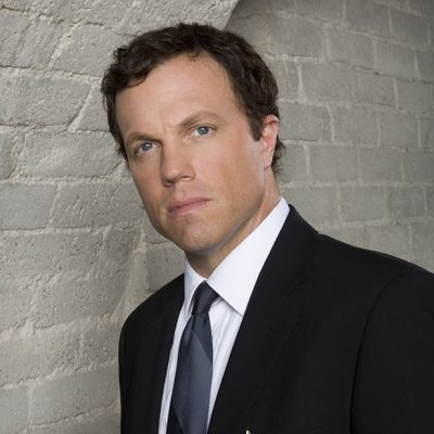 Adam Baldwin as John Casey: Then