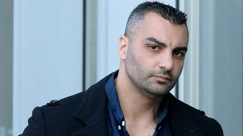 """Mahmoud """"Mick"""" Hawi was jailed over the 2009 airport murder of a rival bikie. (AAP)"""