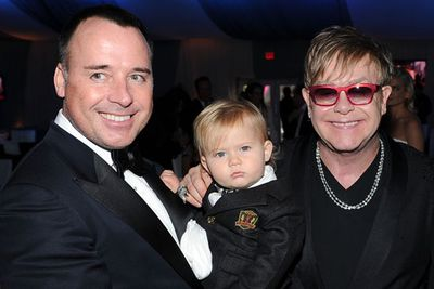 Not only is Zac the son of pop-royalty Elton John and David Furnish, but he also owns his own toy-ridden pad in New York City.