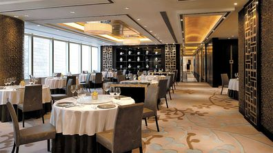 Cordis Michelin dining, Hong Kong