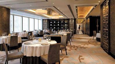 Cordis Michelin dining, Hong Kong