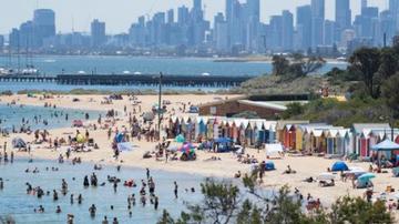 Your Australia Day weather forecast