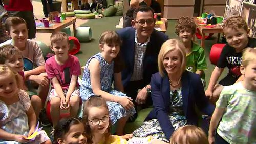 Victorian Labor unveils $50m state library plan