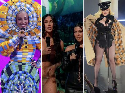 Moments from the 2021 VMAs that have everyone talking