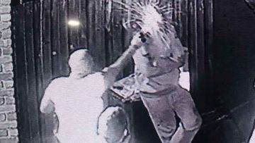 Victoria Police capsicum spray man during welfare check