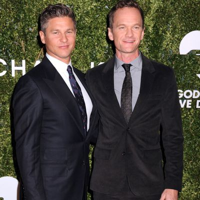 Neil Patrick Harris, 43, and David Burtka, 41: Married two years