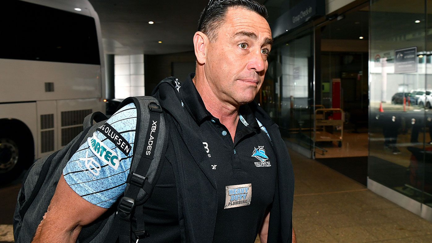 Cronulla Sharks coach Shane Flanagan faces ban after fresh evidence discovered in NRL's salary cap scandal investigation