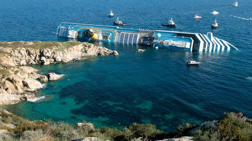 Decade in Review Costa Concordia Italian cruise ship disaster 2012 World News