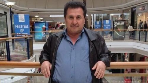Mehmed Solmaz has been jailed for at least 20 years.