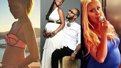 <br/><br/><br/>Erin McNaught, Alicia Keys and Christina Aguilera are just some of the many expecting celebs to share their baby bumps to Instagram<br/><br/>Flick through the snaps to see some of our fave bumptastic beauties...<br/><br/>Author: Yasmin Vought