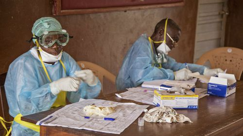 'Realistic' to expect Ebola vaccine by 2015: WHO