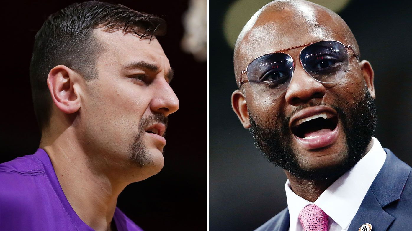 'I'm not scared of him': Corey 'Homicide' Williams doubles down as Andrew Bogut Twitter war turns ugly