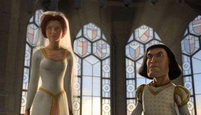 Lord Farquaad, X-rated scene, Shrek movie, Princess Fiona,