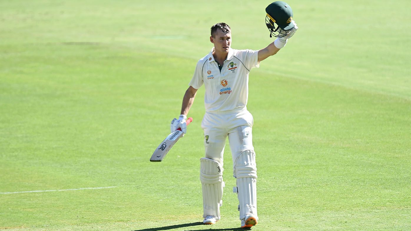 Labuschagne fires as plucky Indians fight