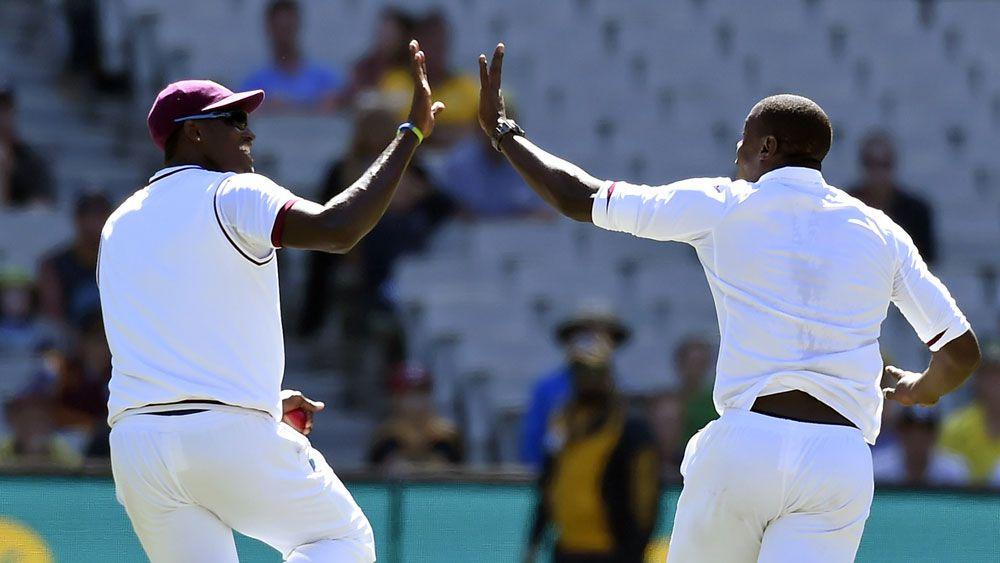 Cricket: Skipper, bowler collide in embarrassing celebration