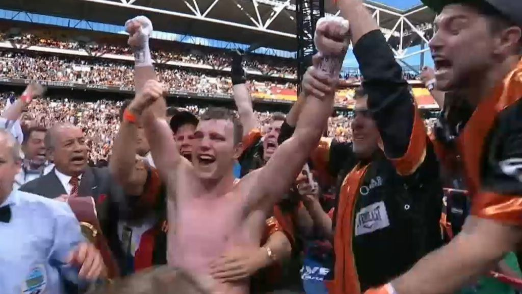 Former Jeff Horn trainer Dundee Kim joins Tim Tszyu camp ahead of Aussie super fight