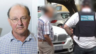 Doctor the alleged mastermind of Australian child abduction ring