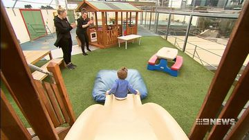 'Fake' outdoor play areas on the rise at Aussie childcare centres