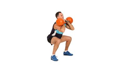 <strong>How to do a kettlebell double snatch</strong>