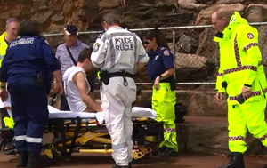 Two struck by lightning in Blue Mountains storm