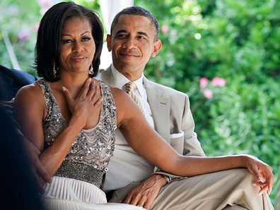 Michelle and Barrack Obama relationships