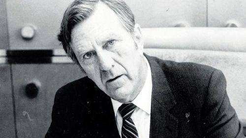 Former WA premier Ray O'Connor. (Photo: Supplied)