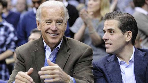 US Navy kicked out Biden's son over cocaine use