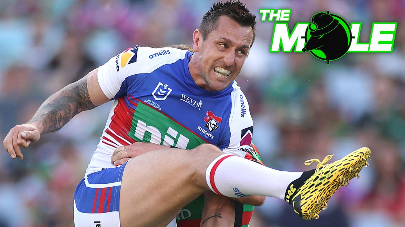 The Mole: How Mitchell Pearce's Sydney Roosters return is gradually falling into place