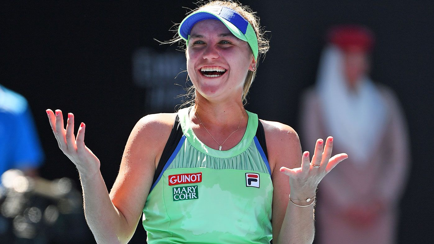 Sofia Kenin's father reveals stunning sacrifice to help daughter fulfil tennis dream