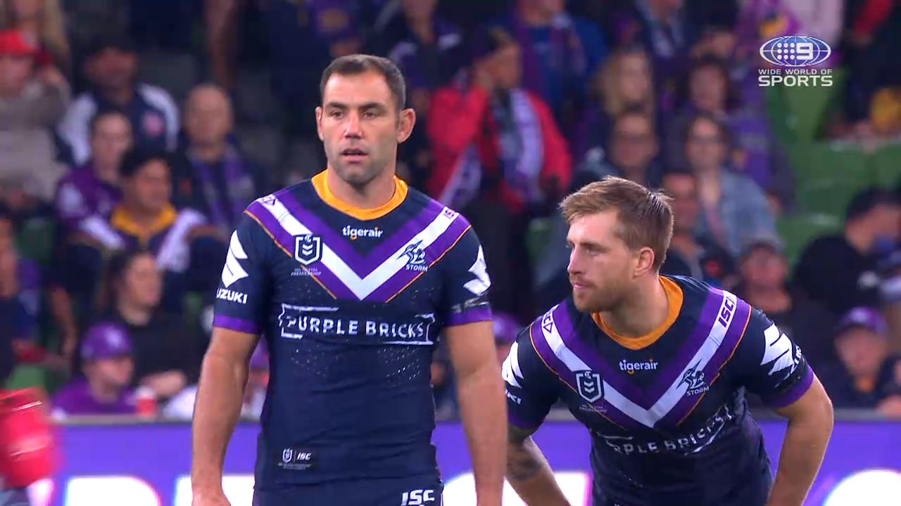 Storm coach Craig Bellamy unaware of  Brodie Croft's meeting with Anthony Seibold
