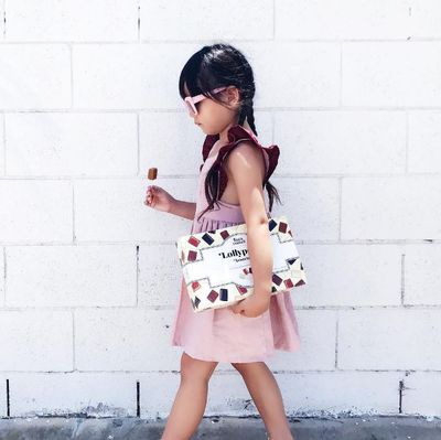 "Thanks to her Insta fame,  <a href=""https://www.instagram.com/zooeyinthecity/?hl=en"" target=""_blank"">Zooey Miyoshi</a> is a professional model and lives between Tokyo and Los Angeles. This  tot gets her exotic looks from Japanese and Vietnamese parents."