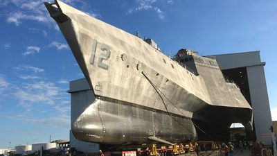 WA shipbuilding company wins $779 million Pentagon contract